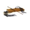 BANDAI GUNDAM BUILD FIGHTERS PETITGGUY FORTUNERED & PLACARD