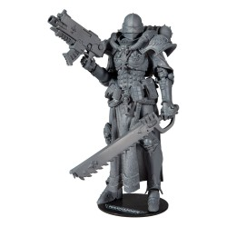 DIAMOND SELECT Thor Ragnarok Marvel Select Action Figure Gladiator Thor 18 cm