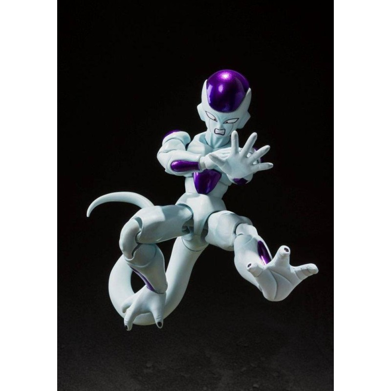 BANDAI DRAGON BALL KRILLIN EARLY YEARS SHF 11 cm