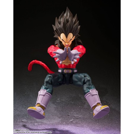 BANDAI DRAGON BALL Z SON GOKU EARTH SHF FIGUARTS