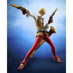 ONE PIECE Thousand Sunny MEGA WORLD COLLECTABLE FIGURE SPECIAL!! 19 CM