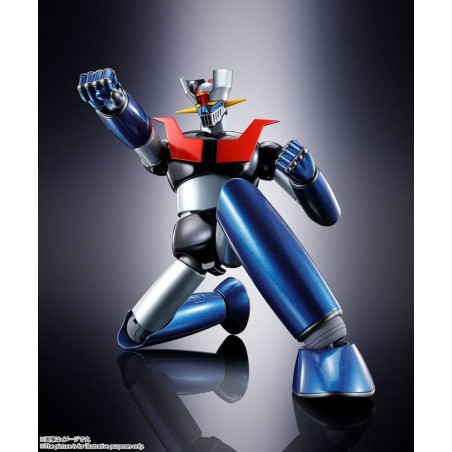 BANDAI SOUL OF CHOGOKIN GX-70SP MAZINGER Z ANIME COLOR EXCLUSIVE