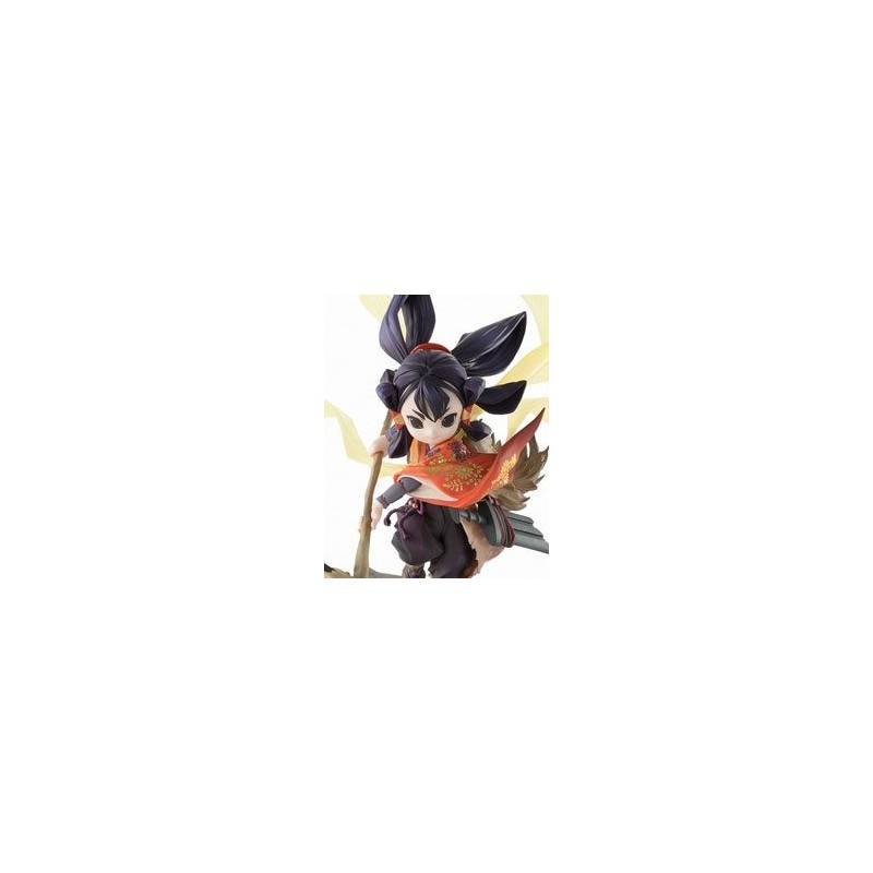 Star Wars VI: Deluxe Luke Skywalker Endor 1:6 Scale Figure
