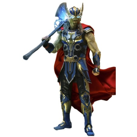 Funko Pop! Marvel: MCU 10th Aniversary - Chrome Groot