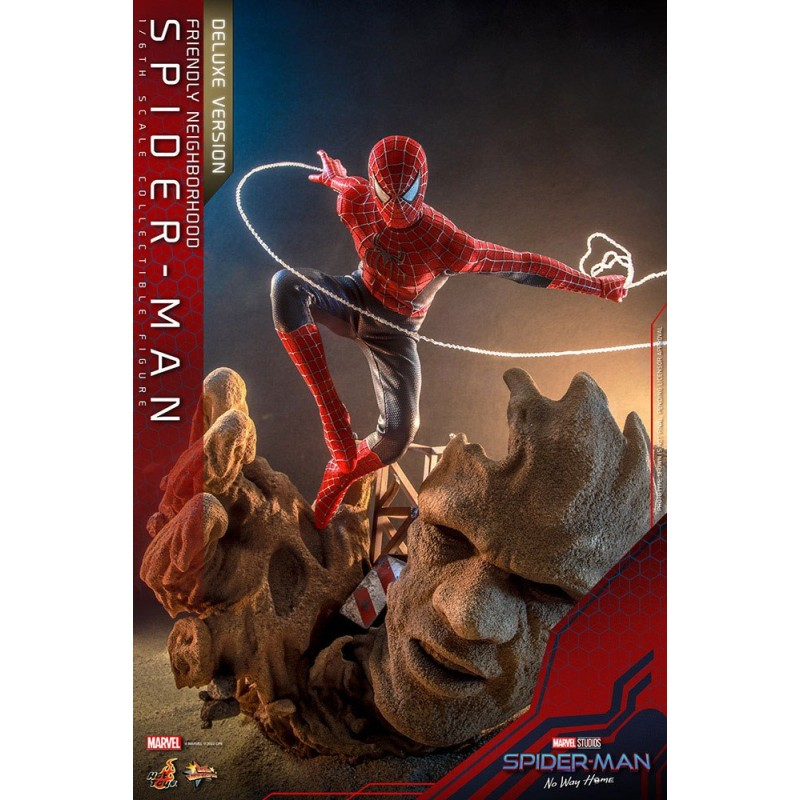 BANDAI AVENGERS ENDGAME IRON SPIDER FINAL BATTLE SHF FIGUARTS