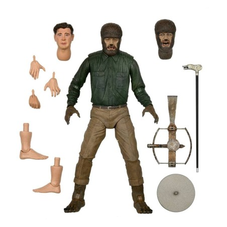 NECA ALIEN DAY EXCLUSIVE – Kenner Tribute Ripley 7 inch AF with Mini-Comic LIMITED